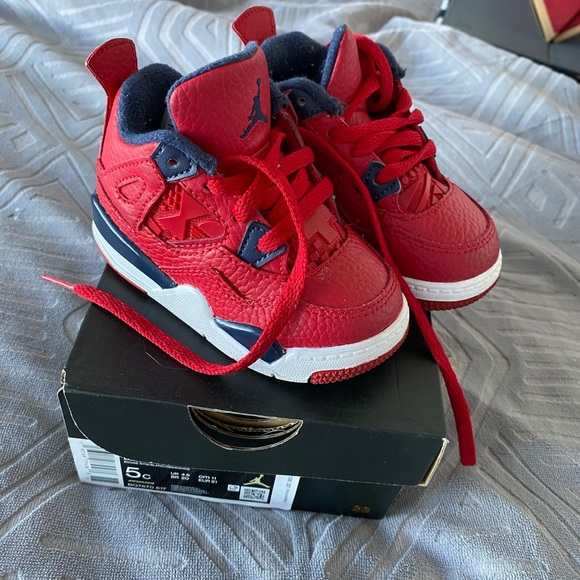 Baby Jordan 4's